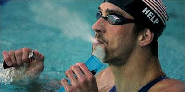 Athletes who smoke marijuana