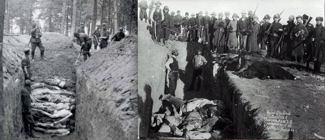 How American History Erases Mass Murders Against Native