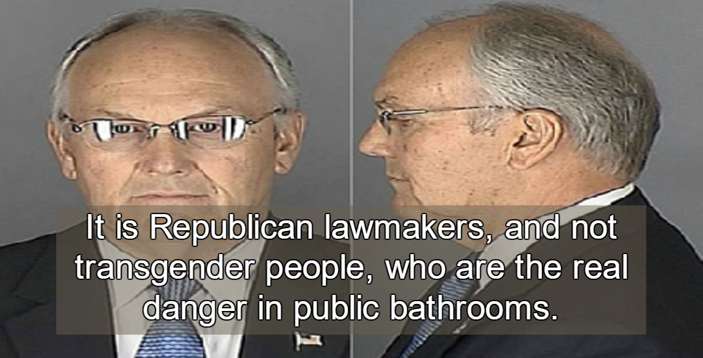 More GOP Lawmakers Arrested For Sexual Misconduct In