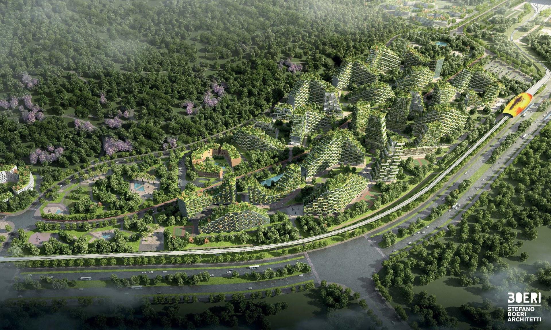 Stefano-Boeri-Architetti_Liuzhou-Forest-city_view-4