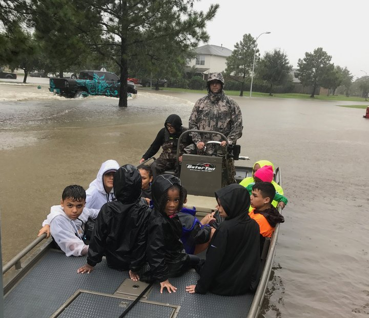 Httpwww Overlordsofchaos Comhtmlorigin Of The Word Jew Html: Cajun Navy Dodges Bullets While Rescuing People Stranded