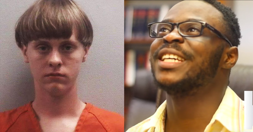 Inmate Who Beat Up Dylann Roof Credits Divine Intervention